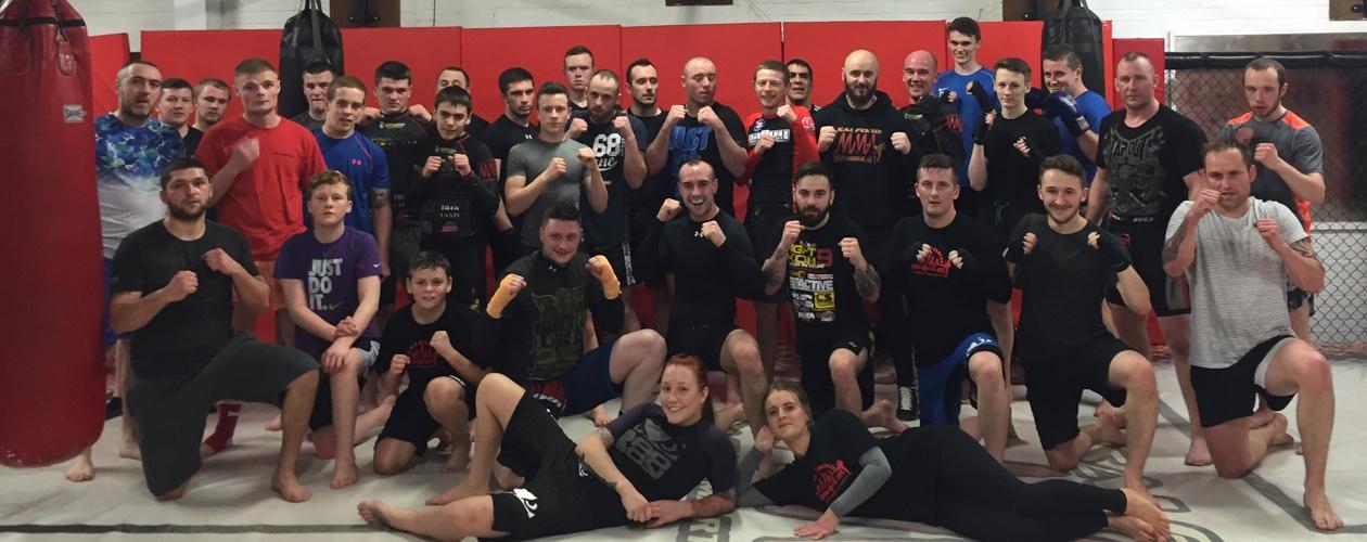 Salford MMA Gym