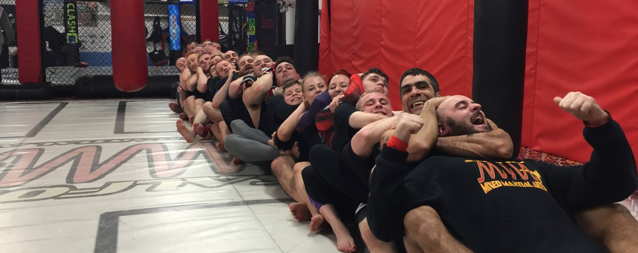 Submission and Wrestling - Salford MMA Gym